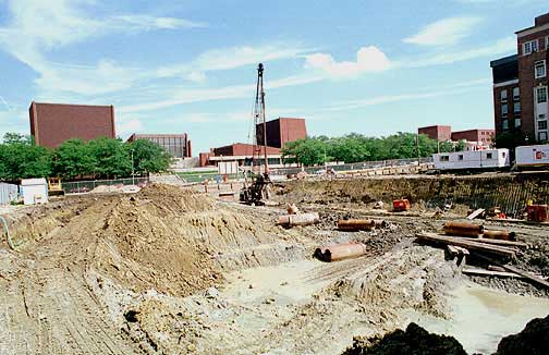 Construction of the Chemical and Life Sciences
