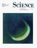 Science Cover 1991